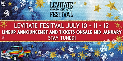 8th Annual Levitate Music Festival in Marshfield, MA