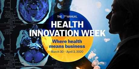 Health Innovation Week 2020 tickets