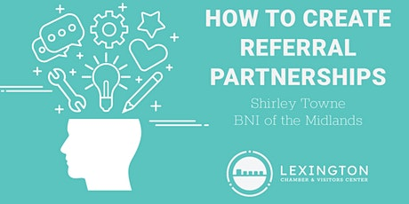 How To Create Referral Partnerships tickets