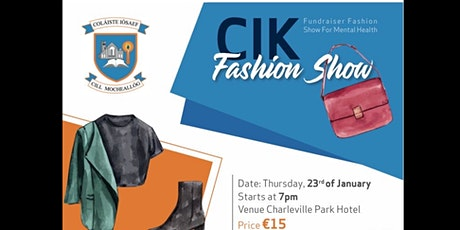 Colaiste Iosaef Kilmallock Fashion Show Fundraiser tickets