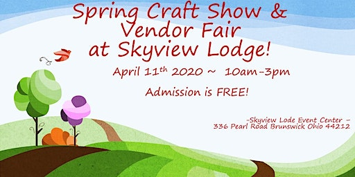 Skyview's Annual Spring Craft Show