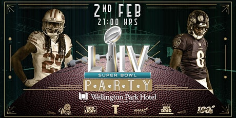 SuperBowl LIV Party tickets