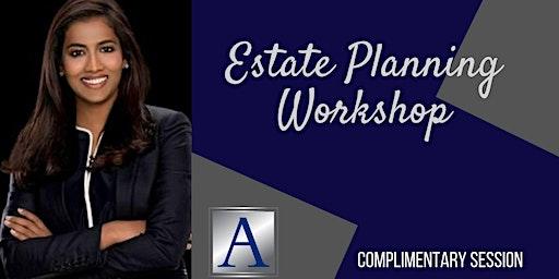 Complimentary Estate Planning Workshop