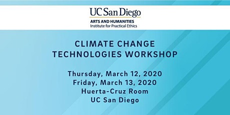Climate Change Technologies Workshop tickets