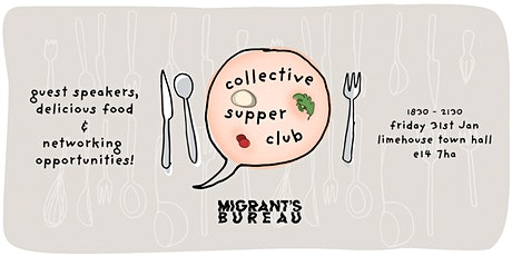 Collective Supperclub tickets