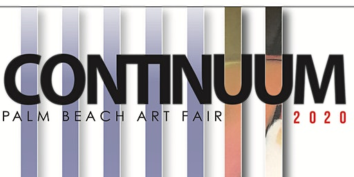ONLY EXHIBITING ARTISTS & one guest Opening Night CONTINUUM