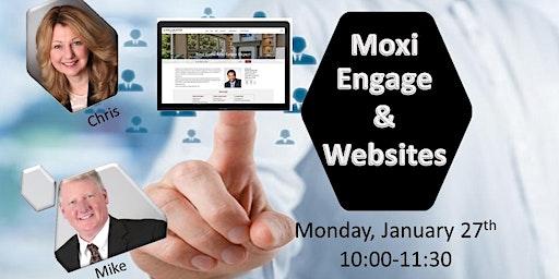Moxi Engage & Websites
