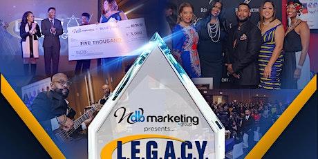2020 LEGACY Awards Gala presented by WDB Marketing tickets