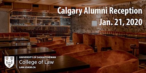 College of Law Alumni Reception - Calgary 2020