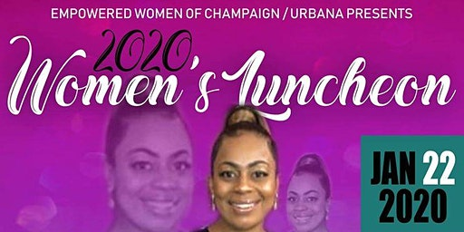 Empowered Women of Champaign/Urbana January Luncheon