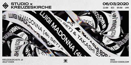 Studio x Kreuzeskirche mit Luigi Madonna Tickets