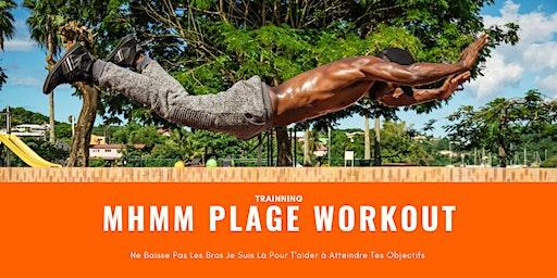 Plage Fitness  avec MHMM