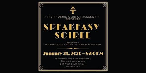 12th Annual Speakeasy Soiree