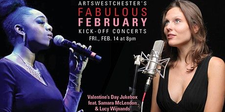 Valentine's Day Jukebox, ft. Samara McLendon and Lucy Wijnands tickets