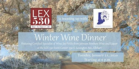 LEX 530 Winter Wine Dinner tickets