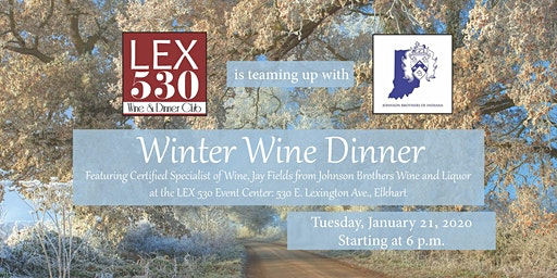 LEX 530 Winter Wine Dinner