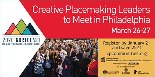 2020 Northeast Creative Placemaking Leadership Summit