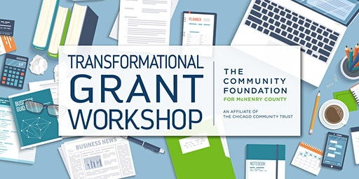 The CFMC's Transformational Grants Workshop - January 21, 2020 (10:00 a.m.)