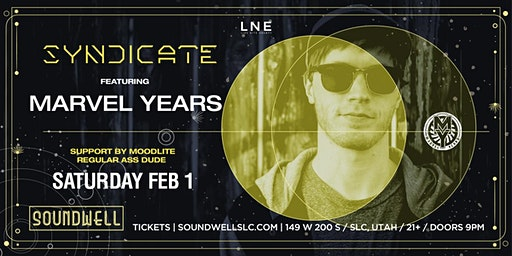 Syndicate ft. Marvel Years