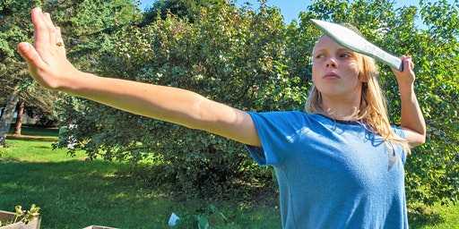 Bronze Age Sword Casting Class: Lilburn, GA
