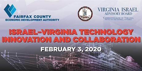 Israel - Virginia Technology Innovation and Collaboration tickets