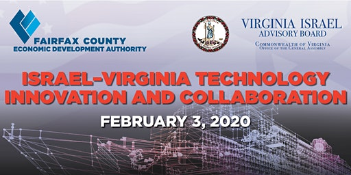 Israel - Virginia Technology Innovation and Collaboration