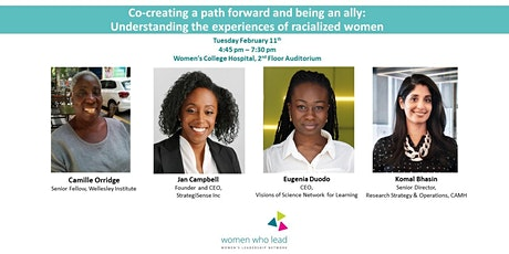 Co-creating a path forward for all women tickets