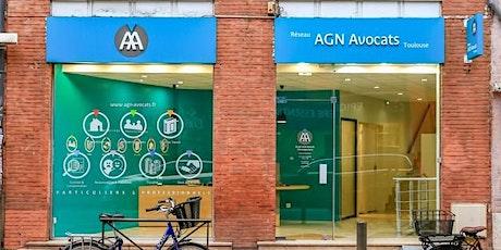 AGN Avocats lance un Tour de France de la Fiscalité à Toulouse ! billets