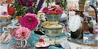 Time for Tea...Celebrating Tatiana's 30th Birthday