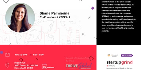 Fireside Chat with Shana Palmieri (XFERALL) tickets