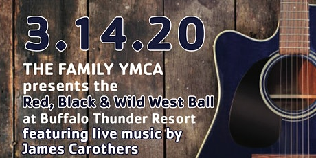 The Family YMCA's Red, Black and Wild West Ball tickets