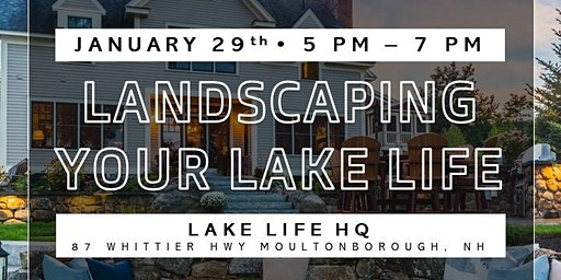 Landscaping Your Lake Life