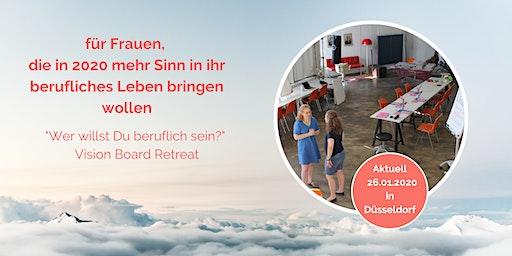 Vision Board Retreat - Wer willst Du beruflich sein?