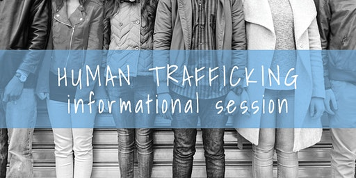 River Road United Methodist Church Human Trafficking Information Session