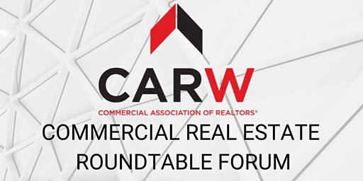 Commercial Real Estate Roundtable Forum
