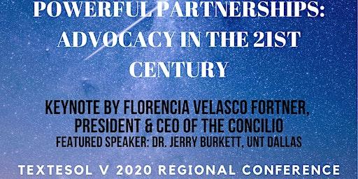2020 TexTESOL V Regional Conference
