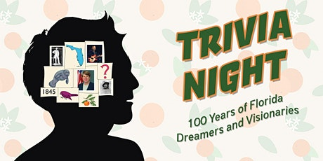 Trivia Night at the Museum: Florida Dreams & Visionaries tickets