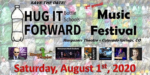 2nd annual Hug It Forward Music Festival