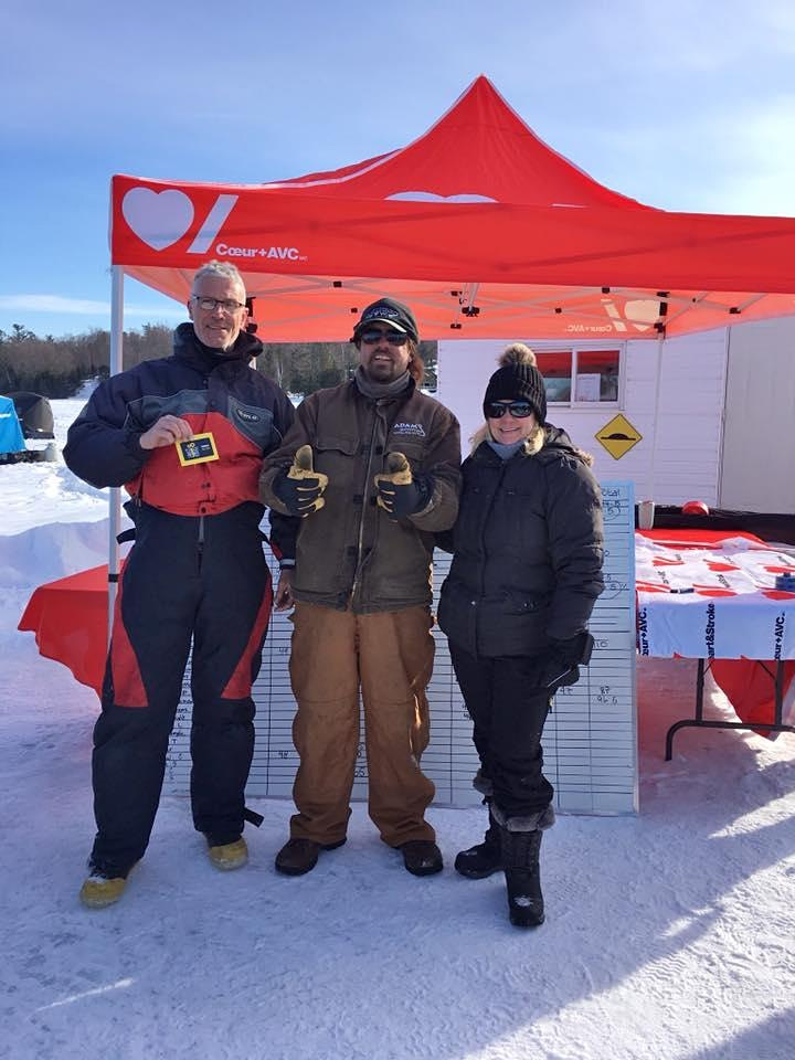 White Lake 3rd Annual Family Day  Ice Fishing Tournament image