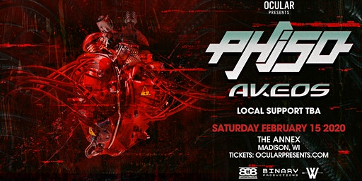 Phiso + Akeos [at] The Annex