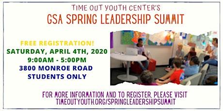GSA Spring Leadership Summit 2020 tickets