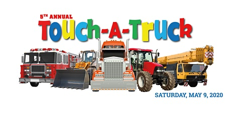 Touch-A-Truck 2020 tickets