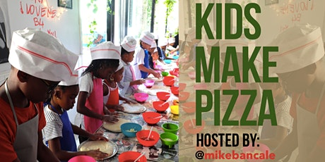 KIDS MAKE PIZZA FEB 2020 tickets