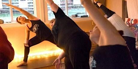 Yoga at the Moxi tickets
