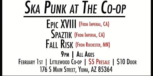 Ska Punk at The Co-op