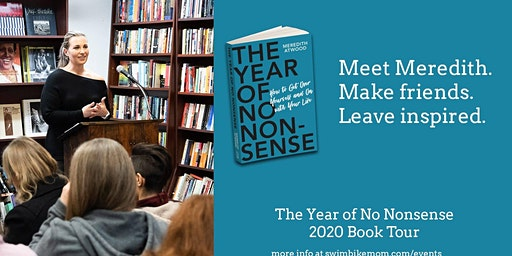 Tewksbury, MA: The Year of No Nonsense with Meredith Atwood