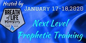 Next Level Prophetic Training
