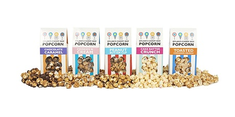 Free National Popcorn Day! tickets