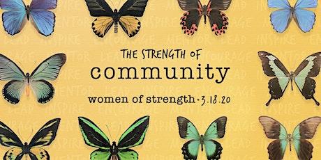 Women of Strength 2020 tickets