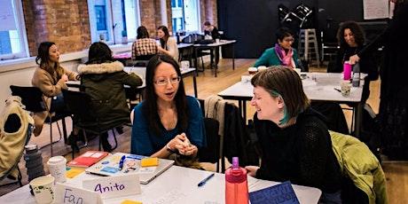 Women Talk Design Speaking Workshop (New York) tickets